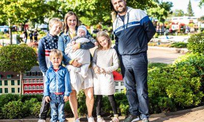 Danmarks bedste Lego-familie