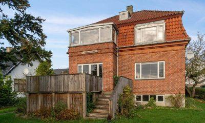 Silas Holst villa