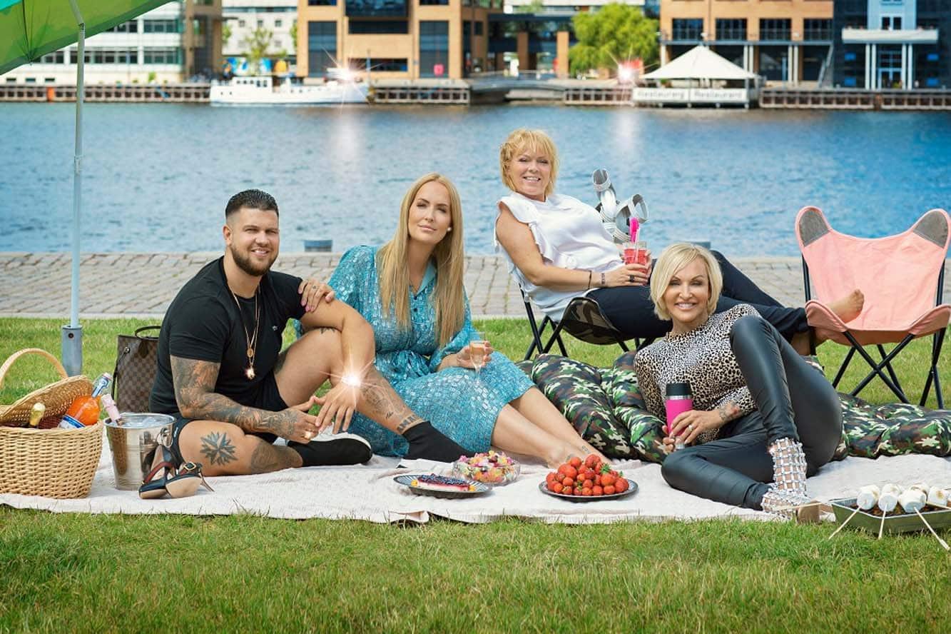 Familien fra Bryggen holder pause på ubestemt tid